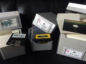現在の保存用箱シリーズ