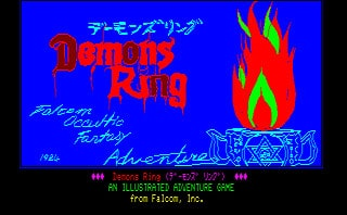 Demons Ring Gamepres